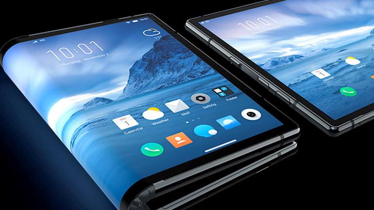 Arrivée imminente des smartphones pliables sur le marché