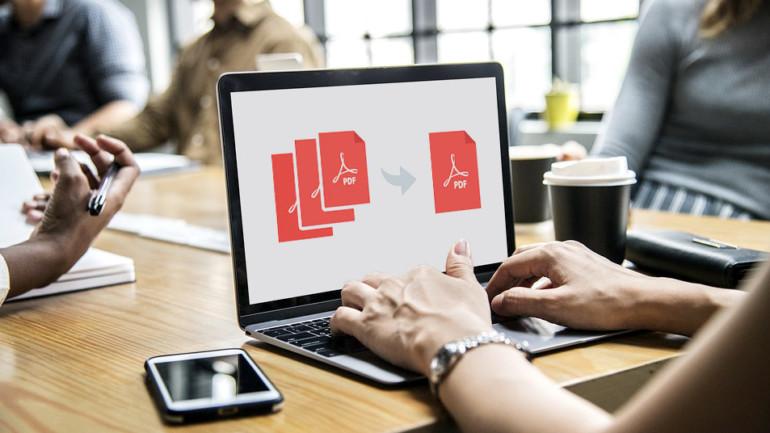 Comment fusionner deux fichiers PDF?