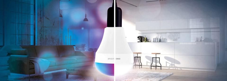 avantages ampoule connectée