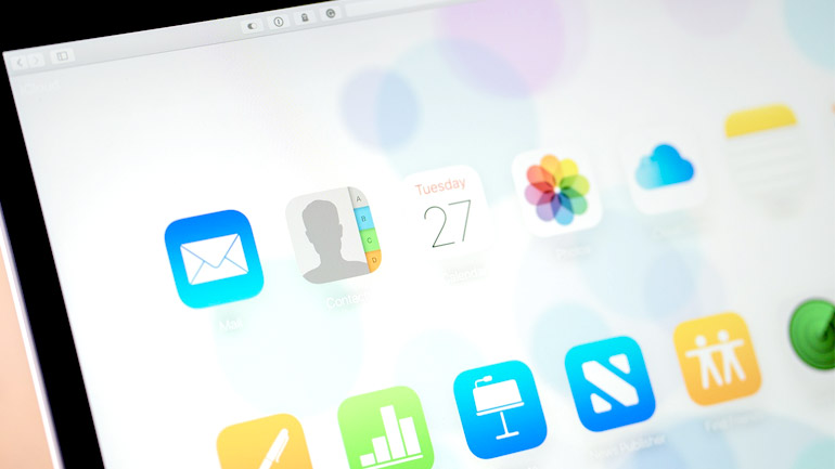 Comment se connecter à iCloud?