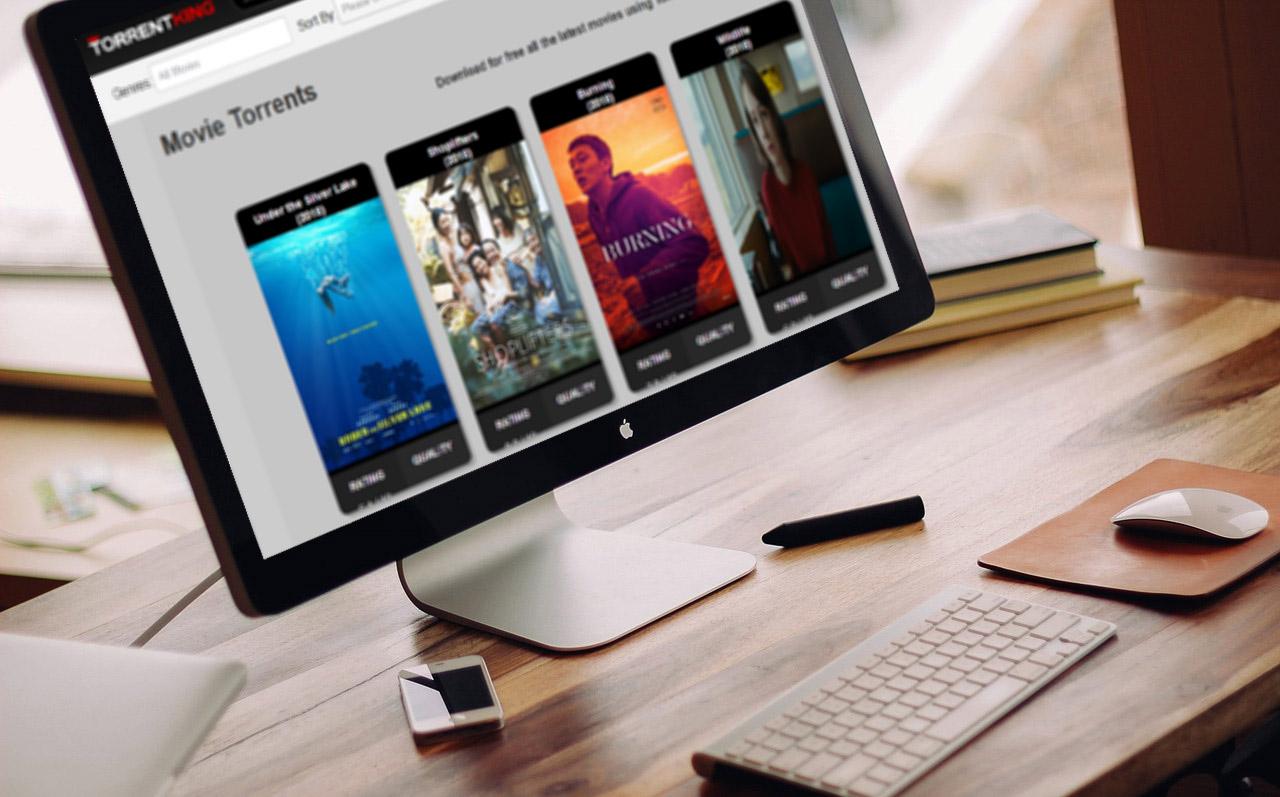 TorrentKing : Alternatives et avis du site de torrent de films
