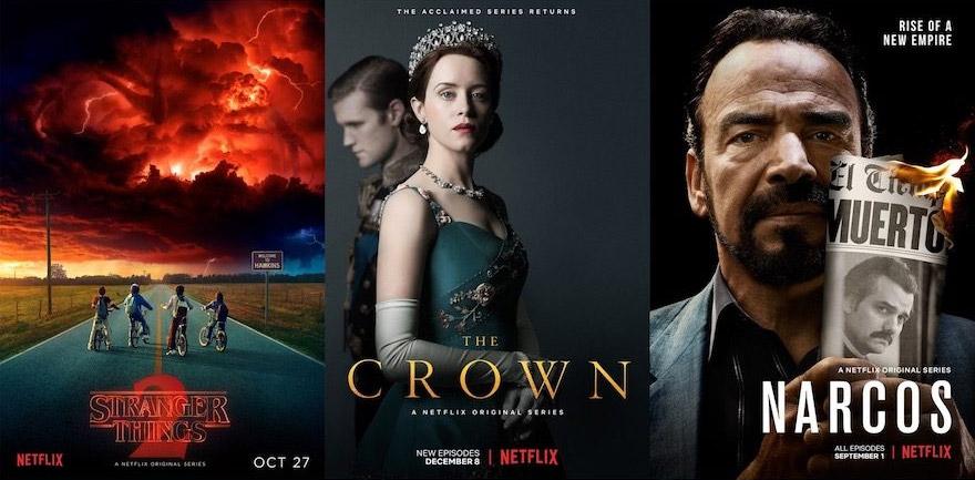 Les 6 meilleures séries à regarder en streaming