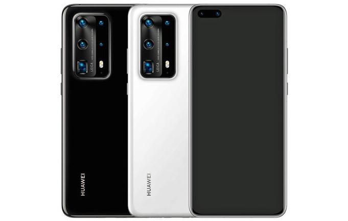 Huawei P40 et P40 Pro : spécifications, prix et différences