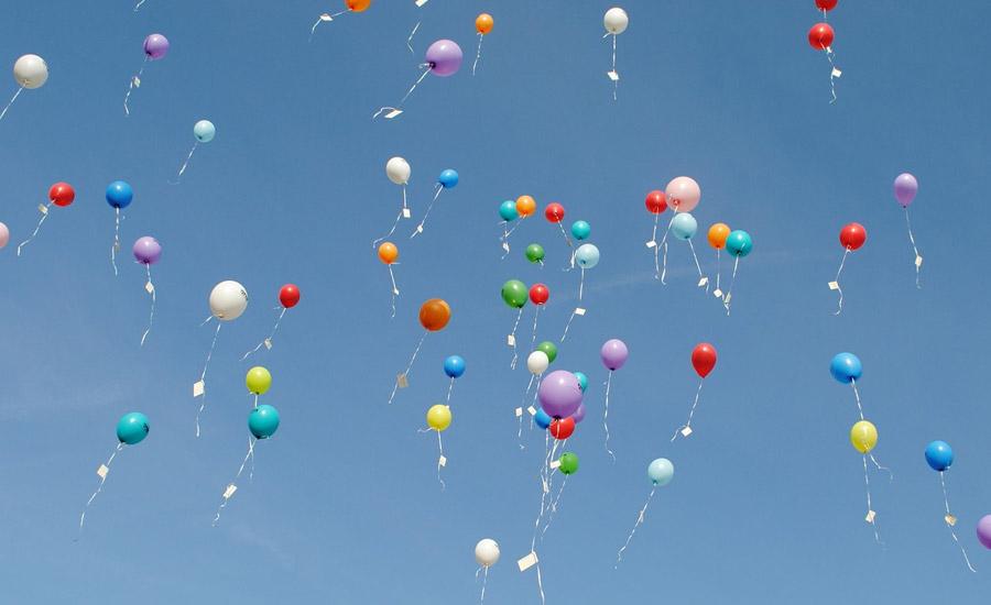 Bouteille d'hélium pour vos événements : achat ou location ?