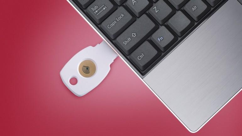 Améliorer sa sécurité informatique avec les clés de sécurité u2f